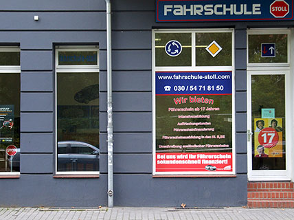 fahrschule stoll berlin lichtenberg umschreibung. Black Bedroom Furniture Sets. Home Design Ideas